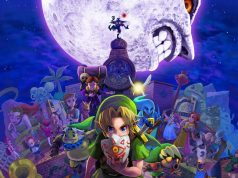Majora's Mask 3DS Fille Geek