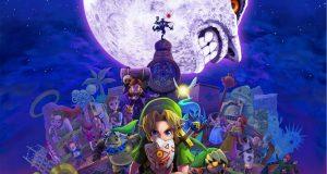 Majora's Mask 3DS Fille Geek