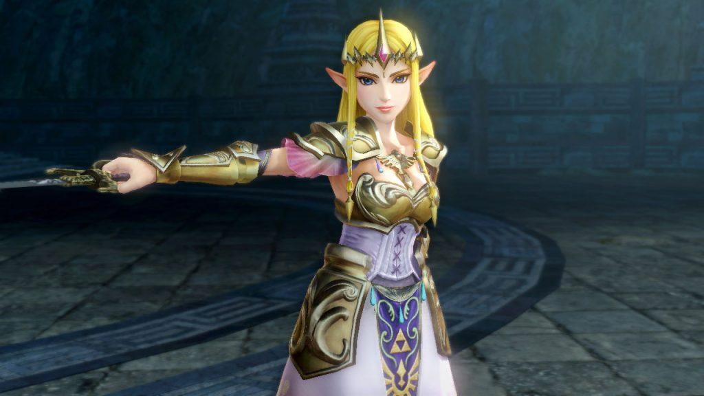 Zelda Fille Geek