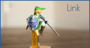 Amiibo Link Fille Geek