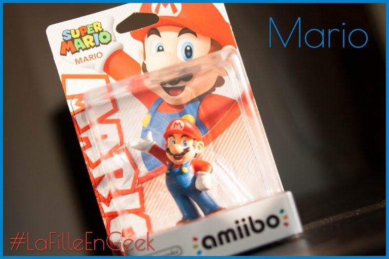 Amiibo Mario (Série Super Mario)