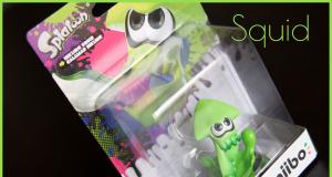 Amiibo Squid Fille Geek