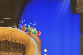 Yoshi's Woolly World Transformation moto Fille Geek