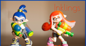 amiibo Inklings Fille Geek