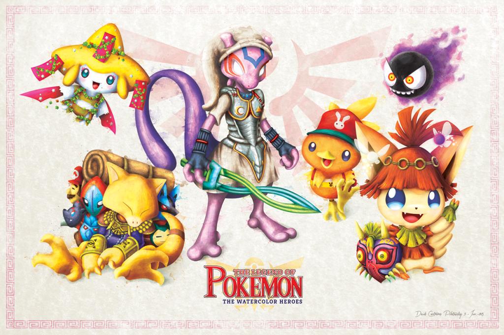 Legend of Pokemon Majora's Mask