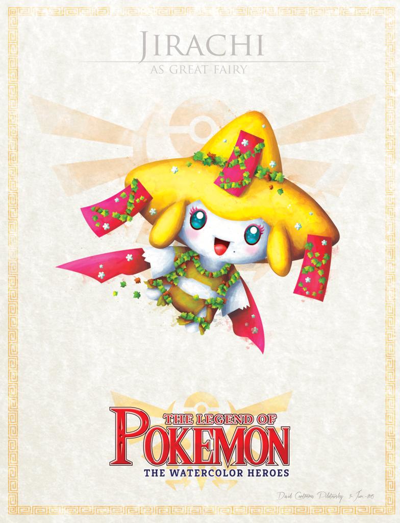 Legend of Pokemon Majora's Mask Fille Geek