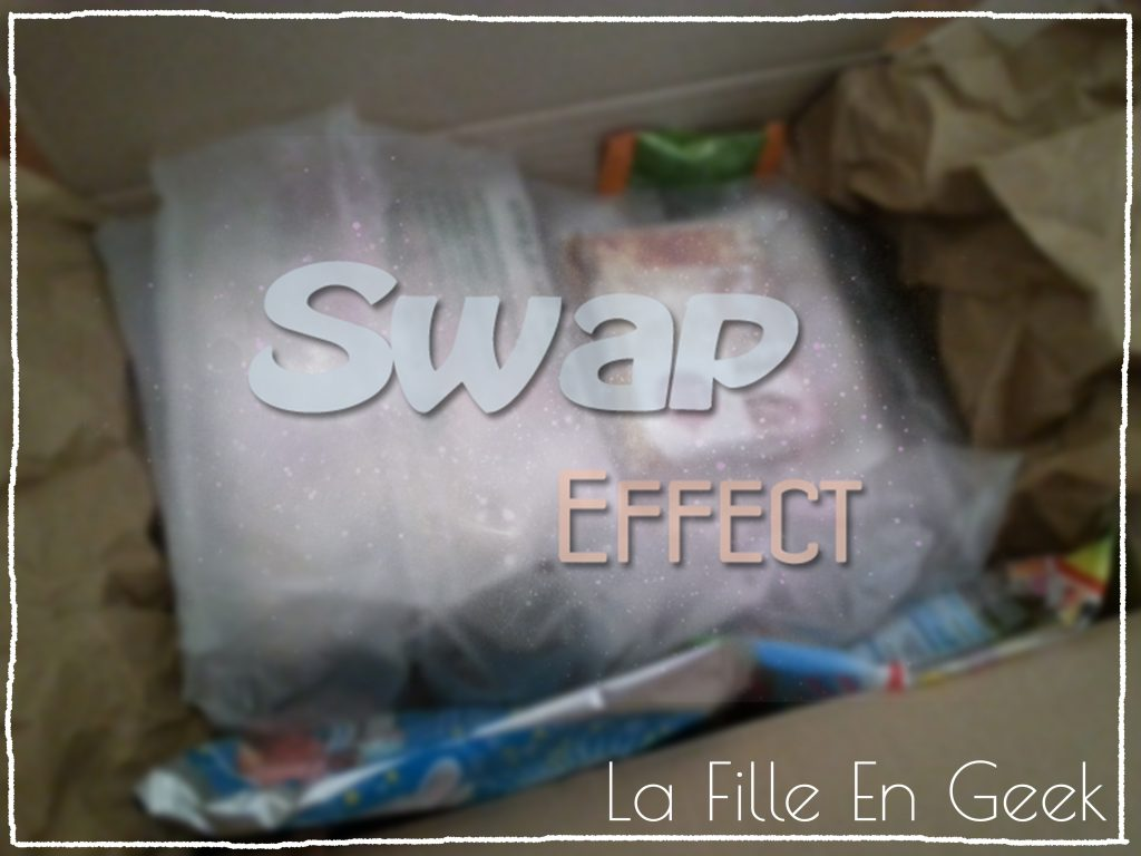 Swap Effect Fille Geek
