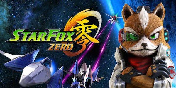 star fox zero Fille Geek