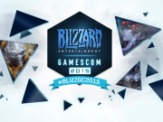 Blizzard Gamescom Fille Geek