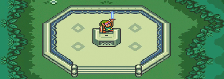 The Legend of Zelda Snes