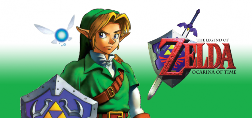 Ocarina of Time Fille Geek