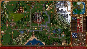 Heroes 3 map Fille Geek