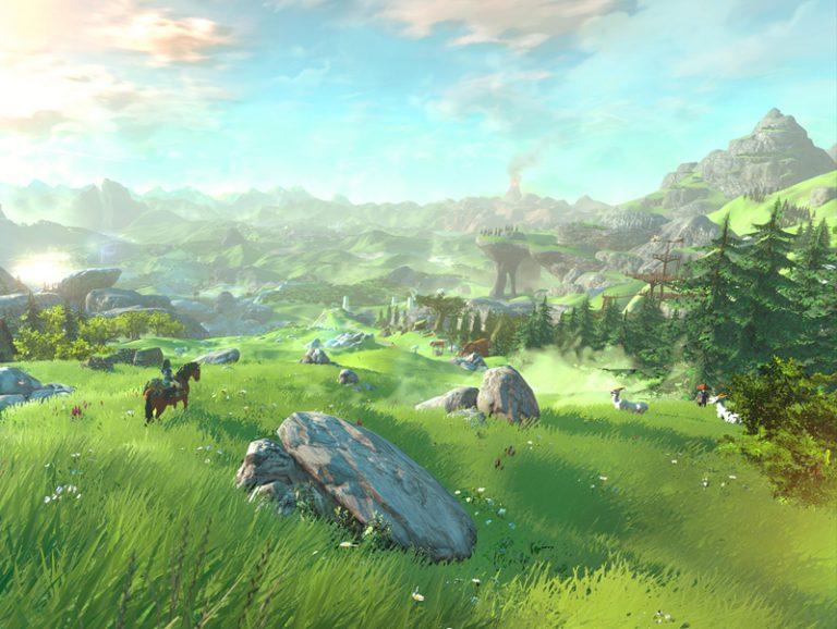 [Calendrier de l'Avent 2015] Poster Zelda à gagner