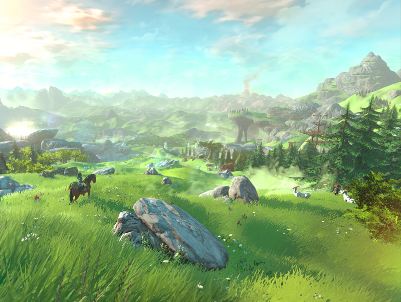 Hyrule Zelda U Fille Geek