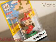Amiibo Mario 30th anniversary Fille Geek