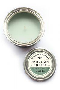 Bougie Hyrulian Forest Fille Geek