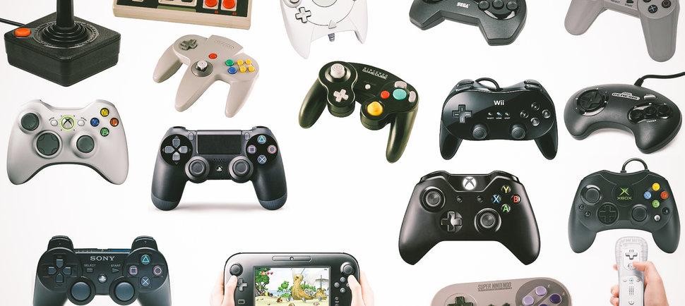 Manettes Jeux vidéo Fille Geek