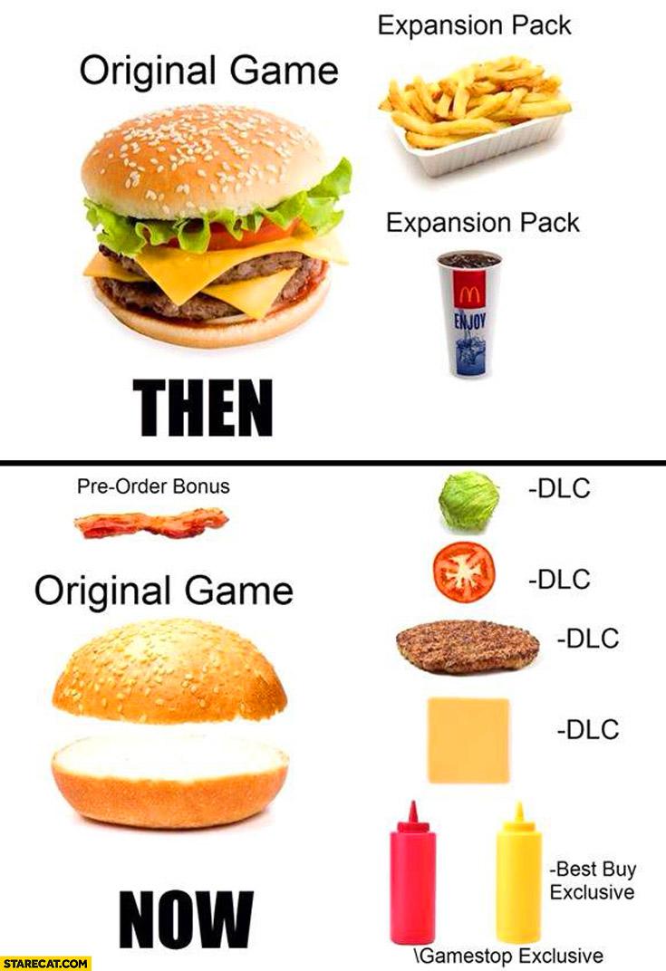 DLC Jeux vidéo Fille Geek