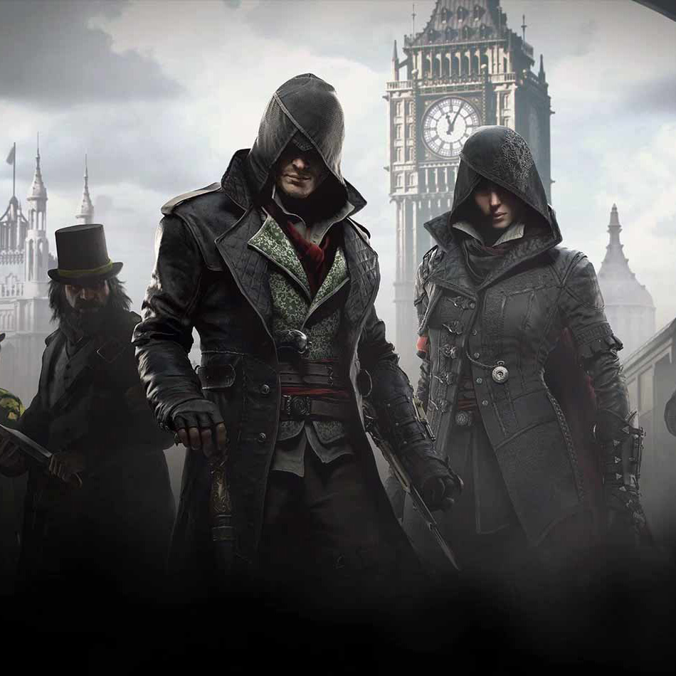 Assassin's Creed Syndicate Fille Geek