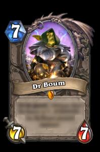 Dr Boum Fille Geek