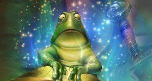 Hearthstone frog Fille Geek