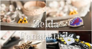 Zelda fanattitude Fille Geek