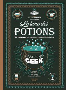 gastronogeek potions Fille Geek