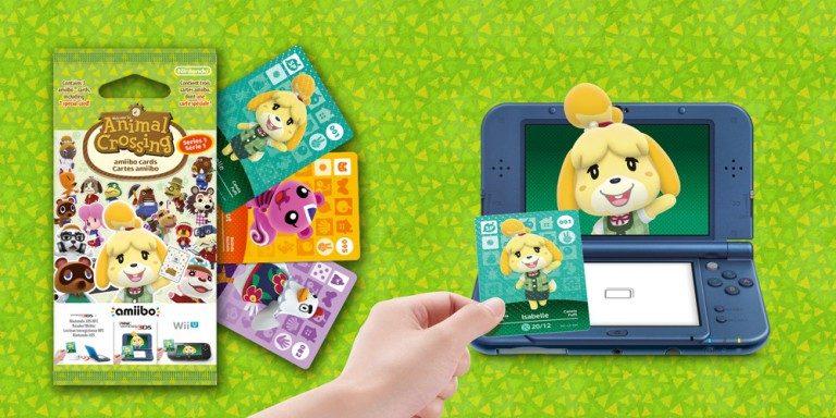 [Calendrier de l'Avent 2015] Cartes amiibo Animal Crossing à gagner