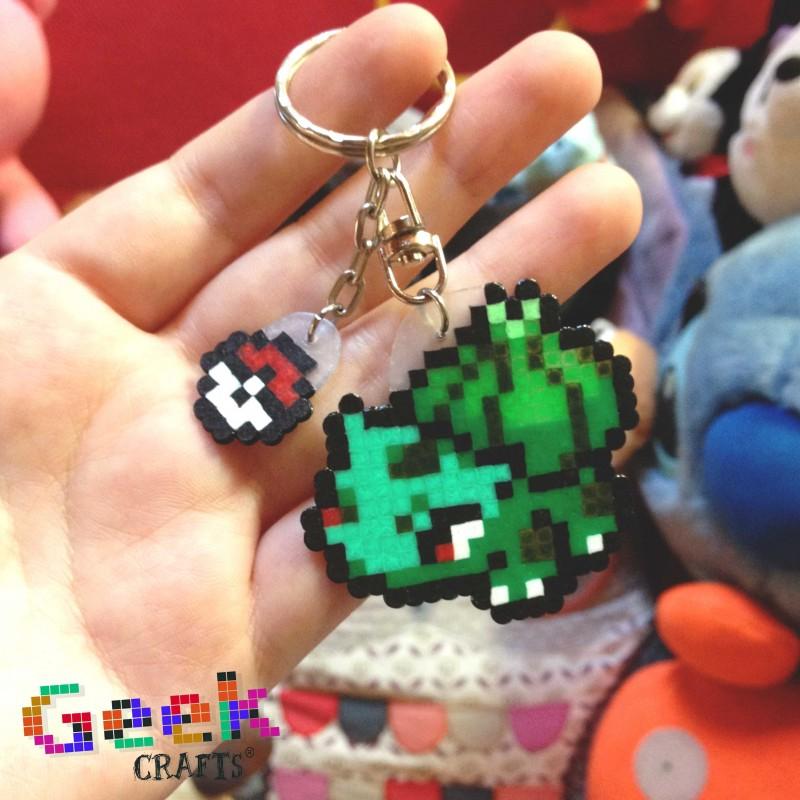 bulbizarre-pokeball Geek-crafts