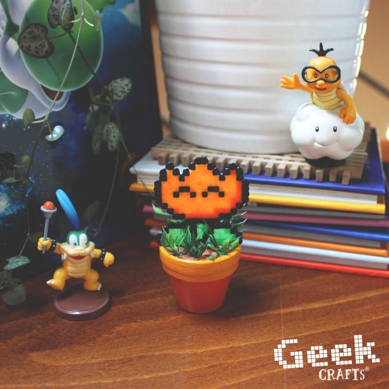 fleur-de-feu-orange-mini Geek-crafts