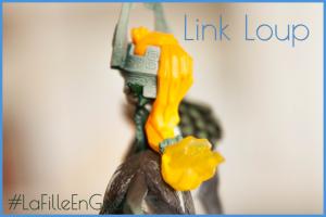 Amiibo Link Loup Fille Geek
