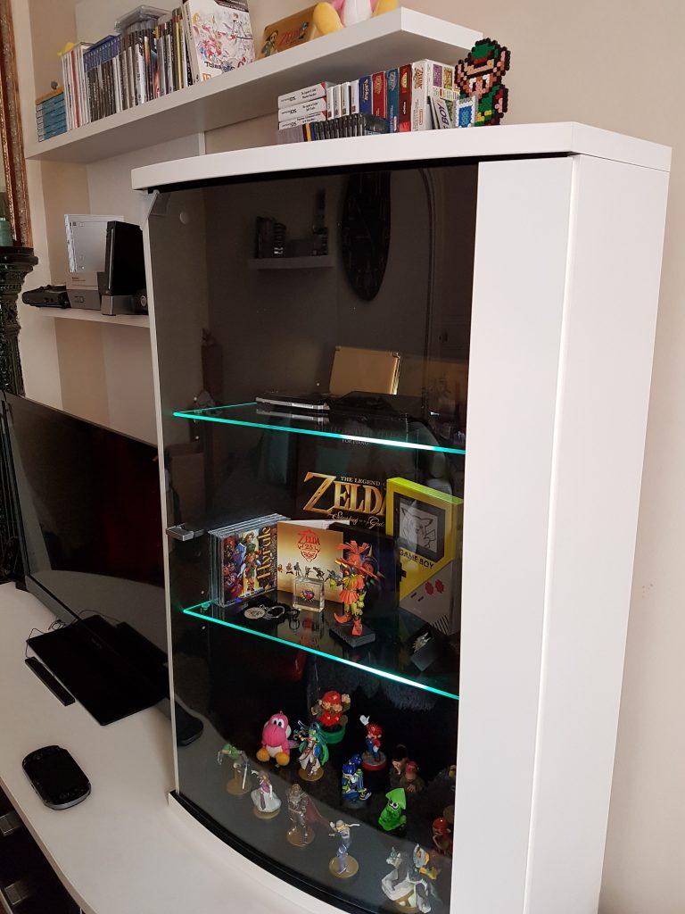 Installation Gaming Fille Geek