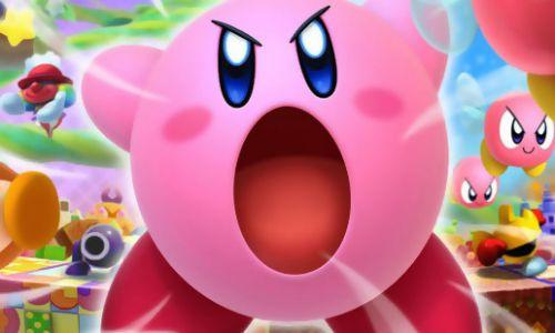 Kirby Fille Geek