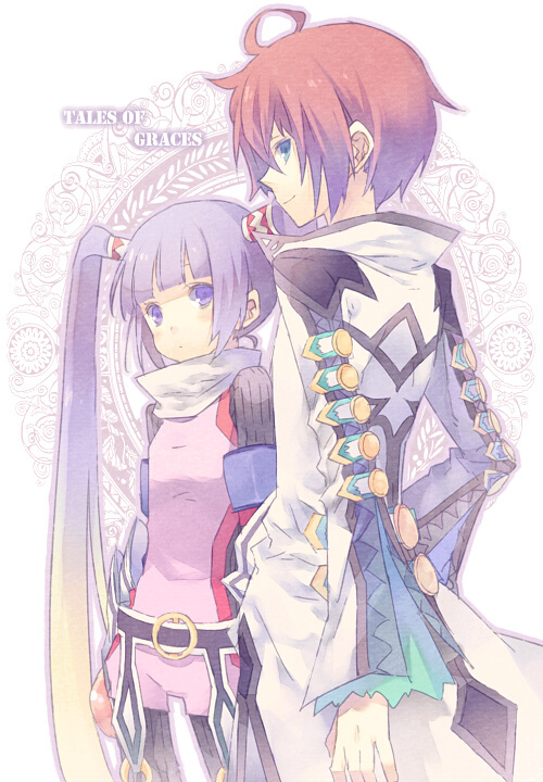 Tales of Graces f Fille Geek