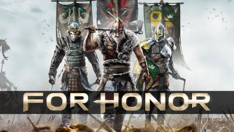 Test For Honor PS4