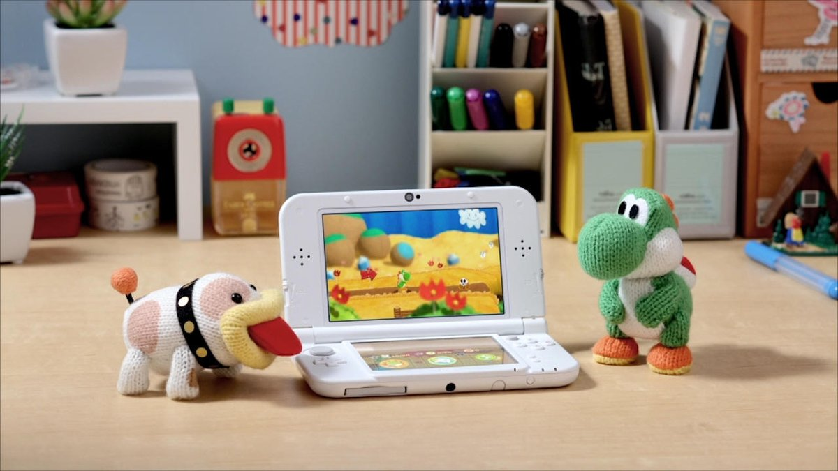 Poochy & Yoshi's Woolly World Fille Geek
