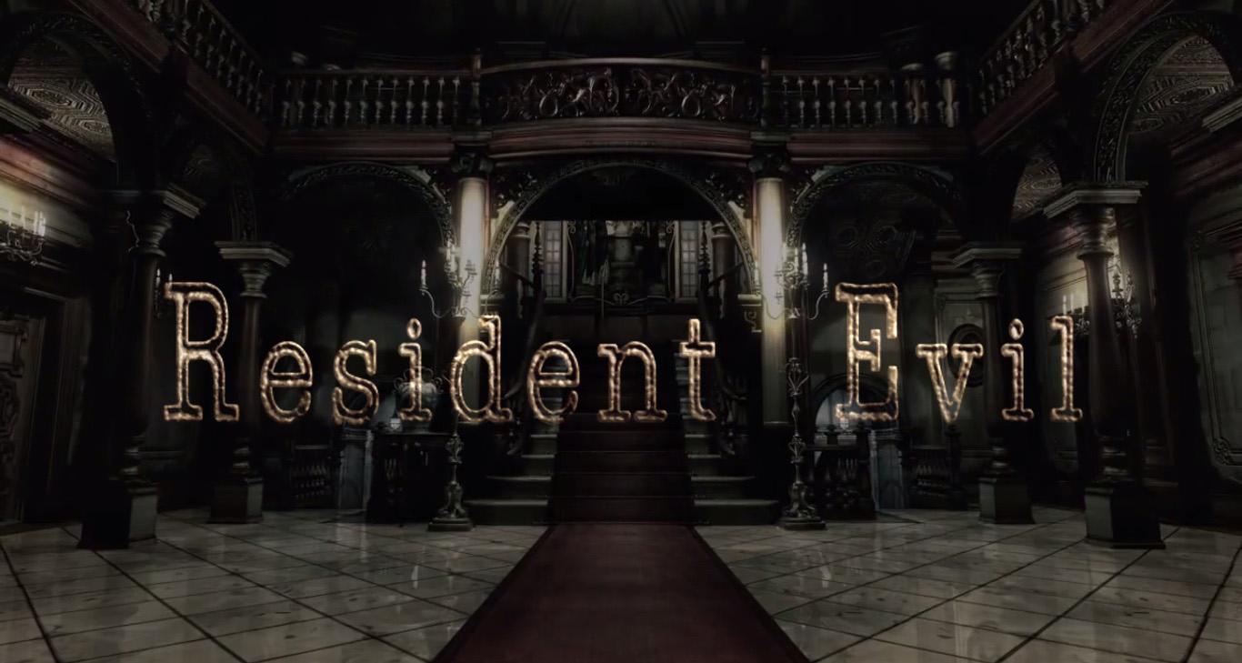 Resident Evil Fille Geek