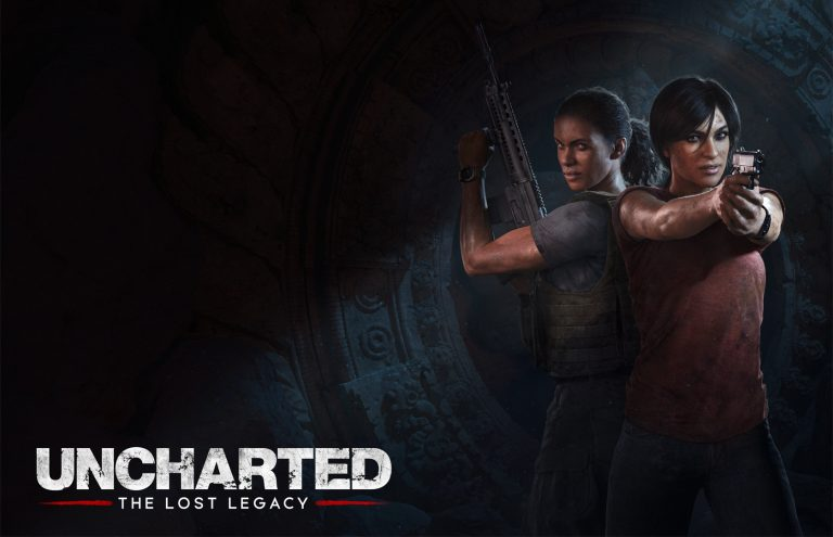 Test Uncharted: The Lost Legacy PS4