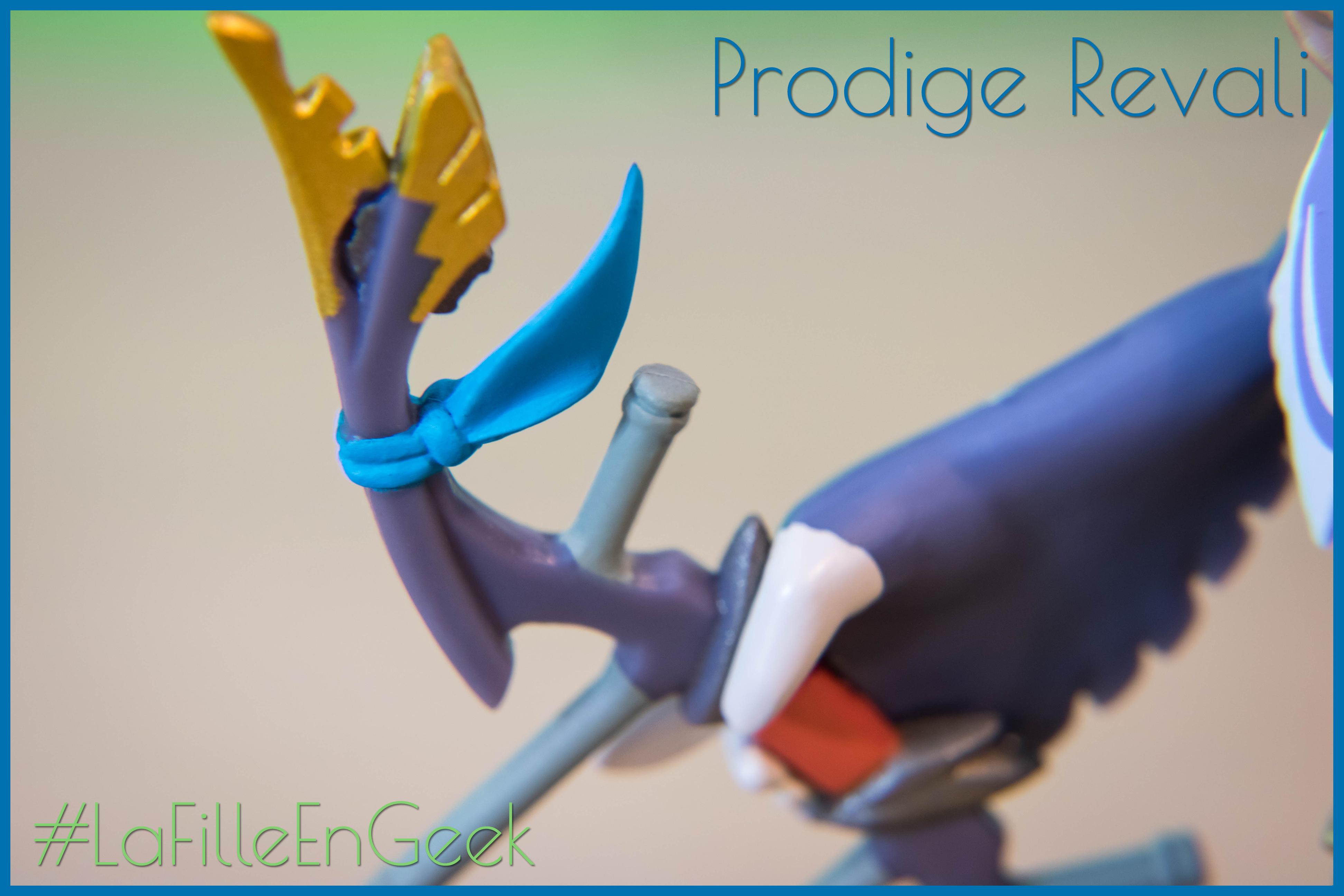 Amiibo Prodige Revali Fille Geek