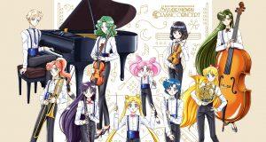 Sailor Moon Symphony Fille Geek