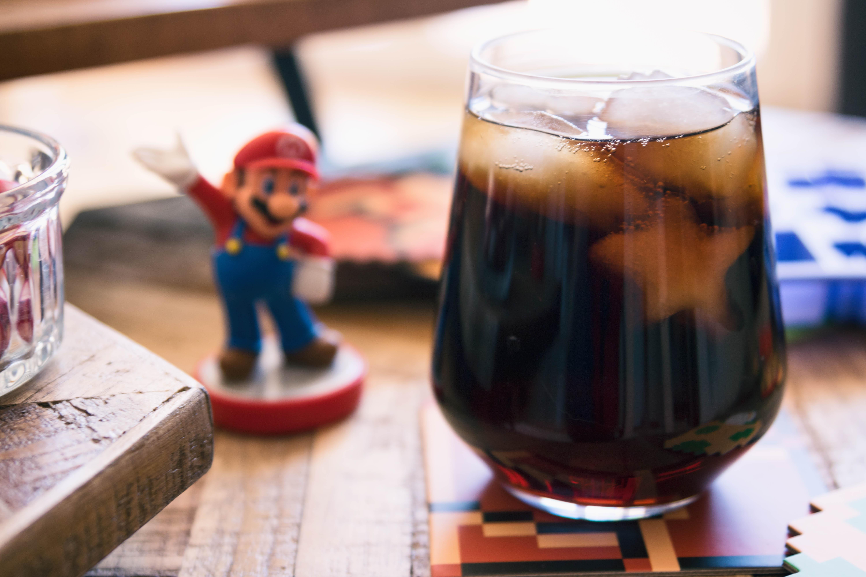 Apero-Mario Fille Geek