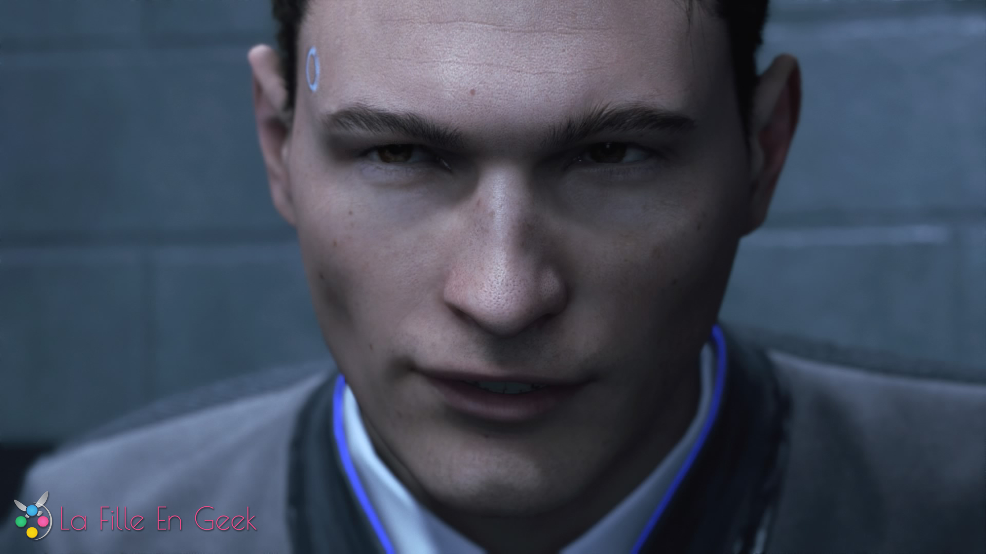 Detroit: Become Human Fille Geek