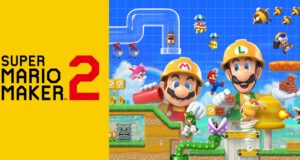 Super Mario Maker 2 Fille Geek