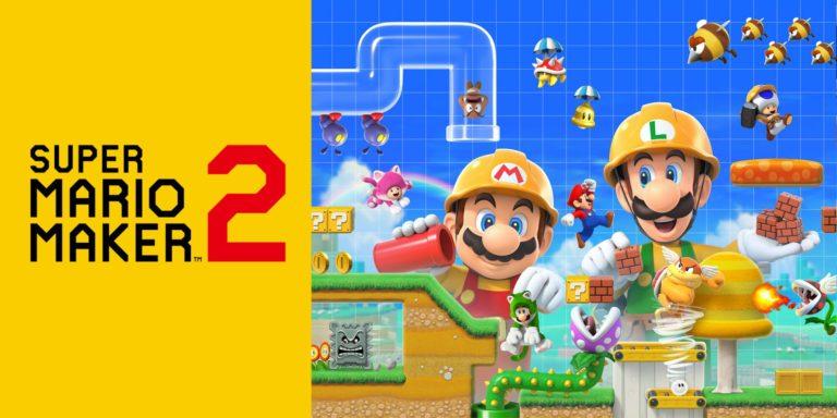 Guide Super Mario Maker 2 : construire des niveaux réussis