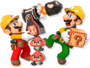 SuperMarioMaker2_FriendshipBuilding_characters_image600w Fille Geek