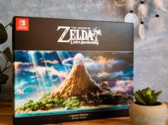 Link's Awakening Edition Limitée Fille Geek