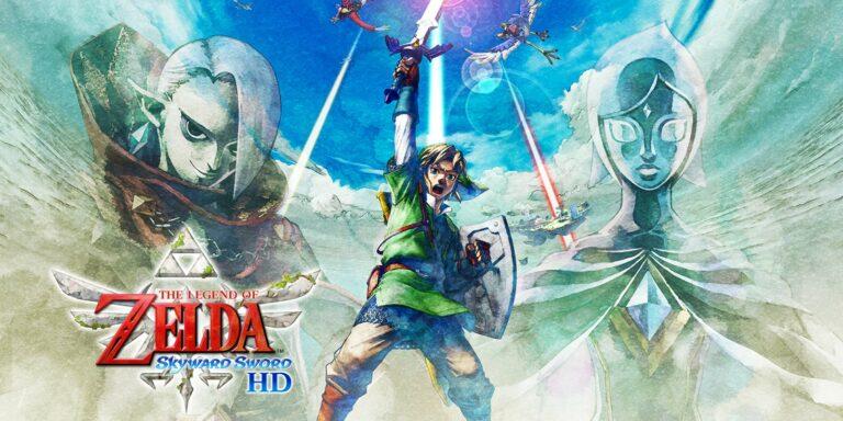 Mon avis sur Zelda Skyward Sword HD Switch