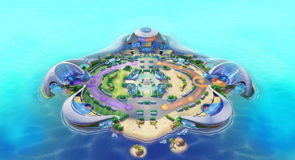 Pokemon Unite Stadium